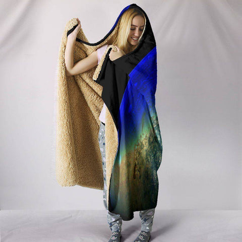 Jupiter Hooded Blanket