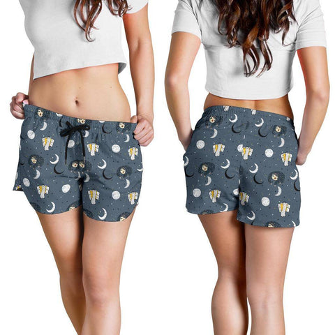 Image of Sleeping Sloth Shorts shorts
