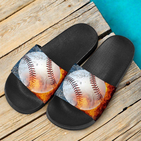 Epic Baseball Slide Sandals Slides