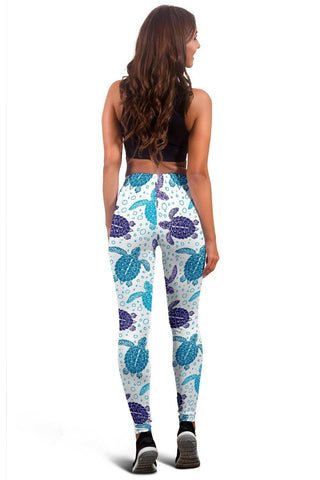 Image of Premium Sea Turtle Leggings V.1