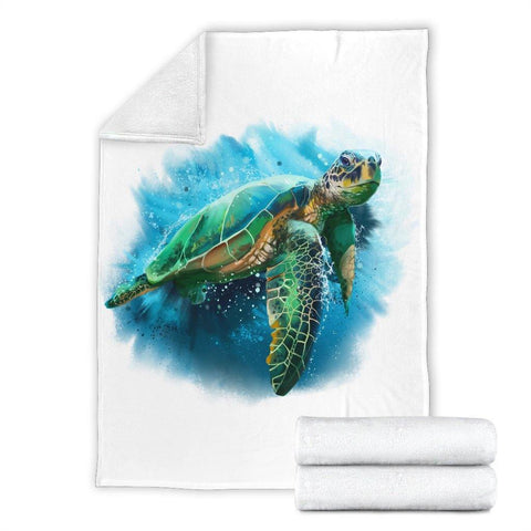 Image of Premium Turtle Blanket V.3 -- EXPRESS