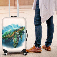 Cool Turtle Luggage Cover V3