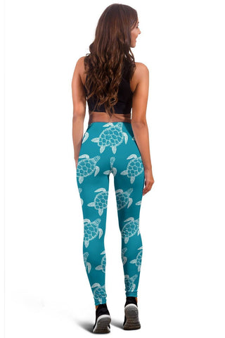 Image of Premium Sea Turtle Leggings V.3