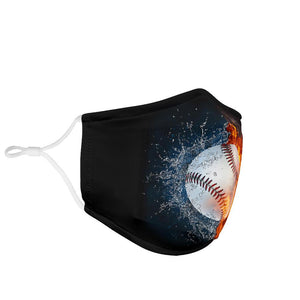 Baseball Lovers Fase Mask Face Mask