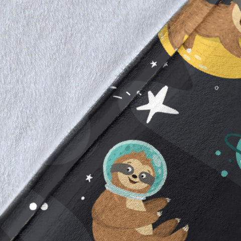 Space Sloth Blanket V.2