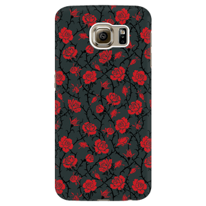 Gorgeous Red Roses Phone Case Phone Cases Galaxy S6