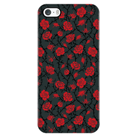 Image of Gorgeous Red Roses Phone Case Phone Cases iPhone 5/5s