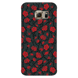 Gorgeous Red Roses Phone Case Phone Cases Galaxy S6 Edge