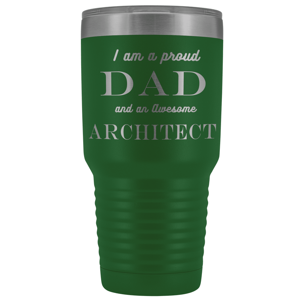 Proud Dad, Awesome Architect