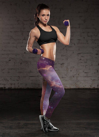 Image of Awesome Galaxy Leggings Leggings