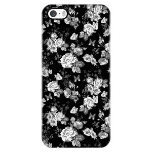Butterflies and Flowers Phone Case Phone Cases iPhone 5/5s