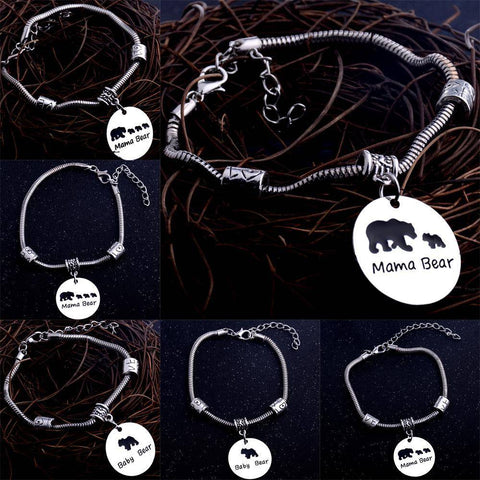 Image of MAMA Bear Bracelet