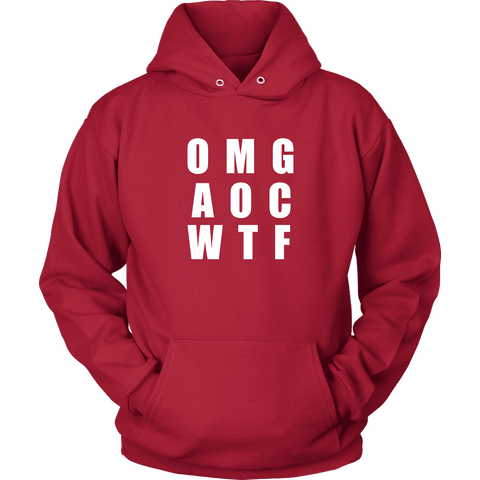 Image of Well There you have it... T-shirt Unisex Hoodie Red S