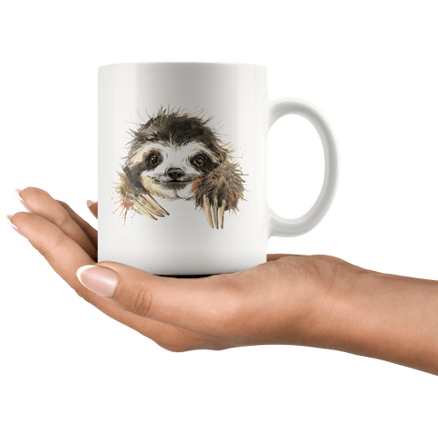 Image of Happy Sloth Mug Drinkware