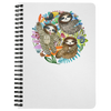 Sloth Trio Journal | Spiral