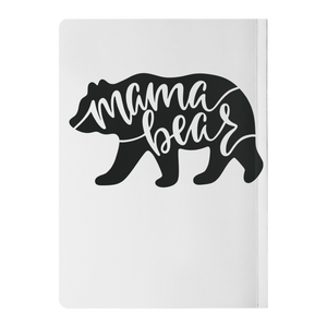 Mama Bear Soft Cover Journal