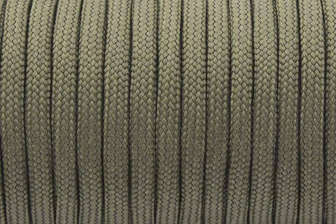 550 Paracord Mil Spec Type III 7 Strand Paracord Olive Green 100feet