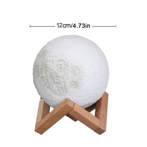 Image of LED Moon Lamp Night Light Night Lights 12 cm