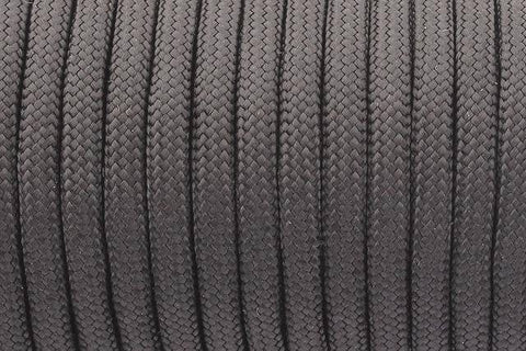 550 Paracord Mil Spec Type III 7 Strand Paracord Black 100feet