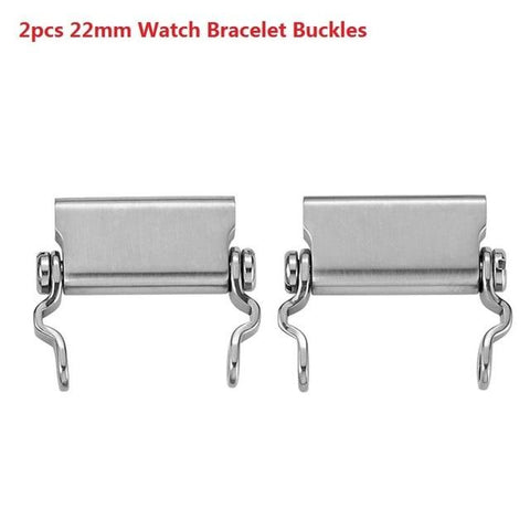 Multifunction Stainless Steel Bracelet Outdoor Tools 2pcs Silver Parts International