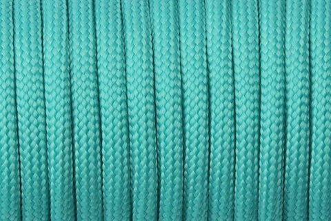 550 Paracord Mil Spec Type III 7 Strand Paracord Acid Blue 100feet