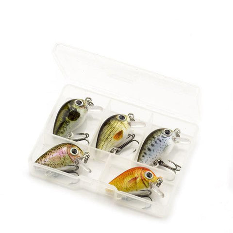 Image of 15 PCS Crank Bait Set | Best Bass Fishing Lures Fishing Lures