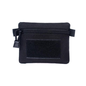 1000D Nylon Wallet Bags Black International