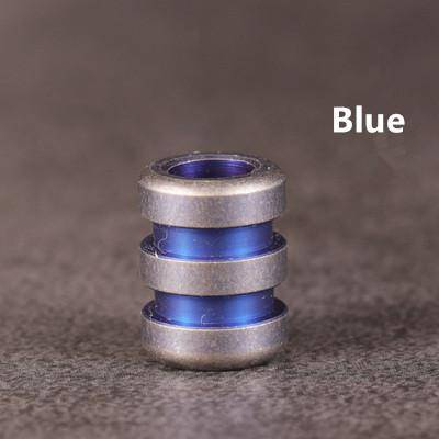 Image of Titanium Paracord Beads V.3 Paracord Blue