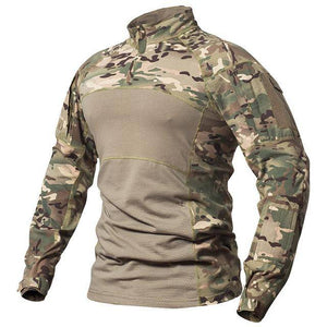 Men's Long Sleeve Field Shirt T-Shirts CP S