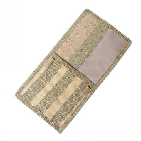 Image of MOLLE Vehicle Visor Panel Outdoor Tools DE