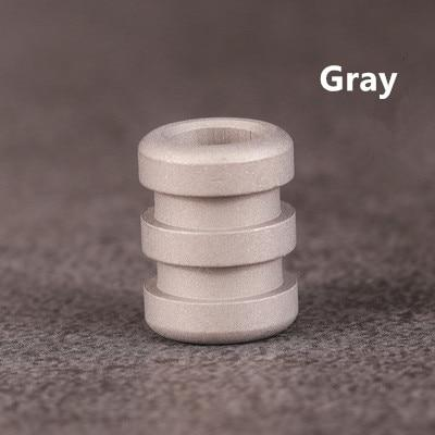 Image of Titanium Paracord Beads V.3 Paracord Gray