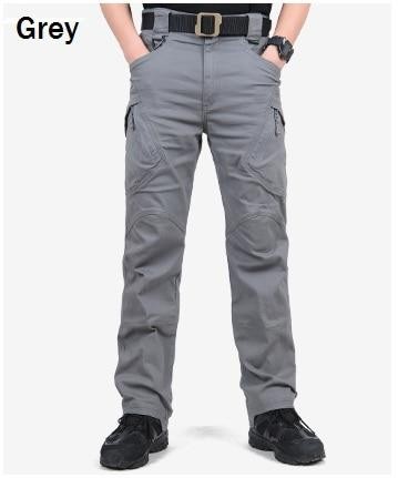 Image of Delta Pant Cargo Pants S Gray