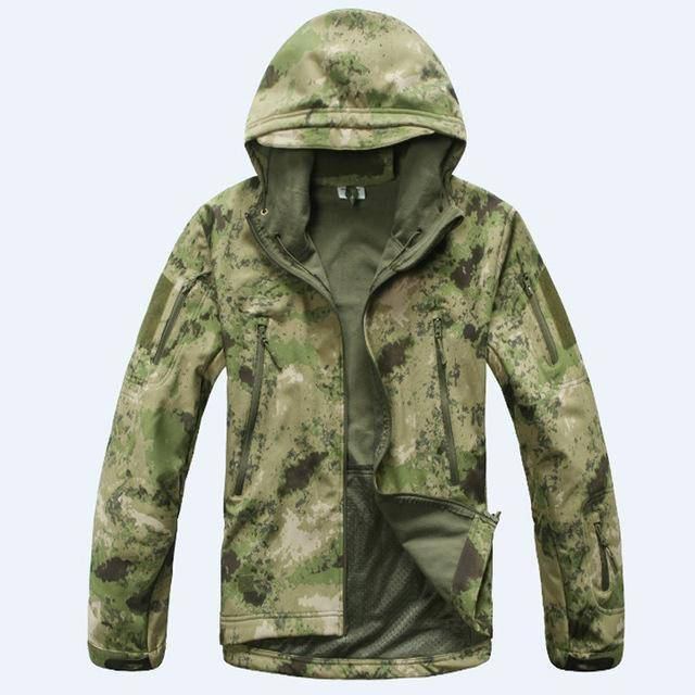 Outdoor Softshell Jacket and Pants