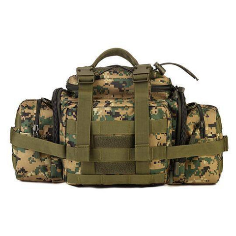 Image of Multi-purpose Bag, Large Climbing Bags Jungle Camo