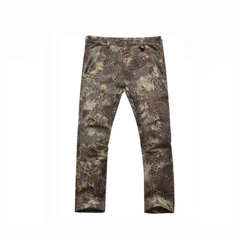 Image of Outdoor Softshell Jacket and Pants Hiking Jackets Jungle Python14 S