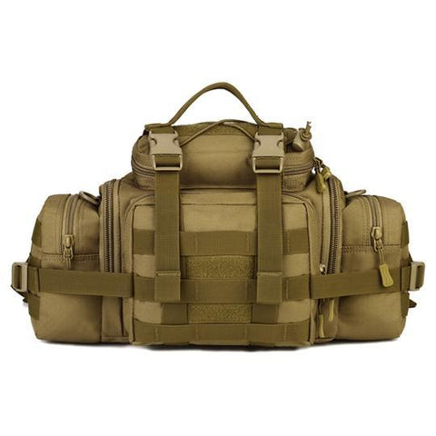 Image of Multi-purpose Bag, Large Climbing Bags Khaki