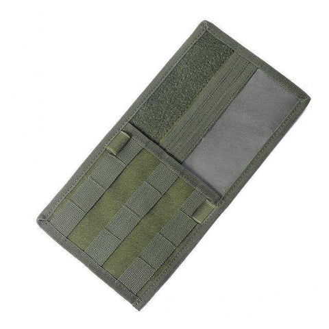 Image of MOLLE Vehicle Visor Panel Outdoor Tools OD