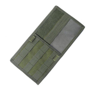 MOLLE Vehicle Visor Panel Outdoor Tools OD