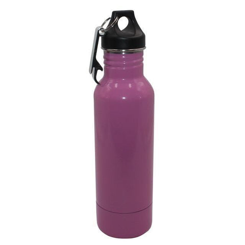 BottleCooler, The BEST Insulated 12 oz. Bottle Holder, Protect Your Drinks This Summer Vacuum Flasks & Thermoses Pink