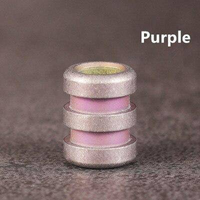 Image of Titanium Paracord Beads V.3 Paracord Purple