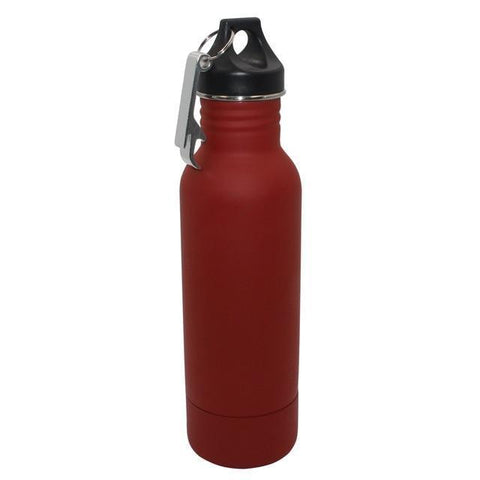 BottleCooler, The BEST Insulated 12 oz. Bottle Holder, Protect Your Drinks This Summer Vacuum Flasks & Thermoses Red