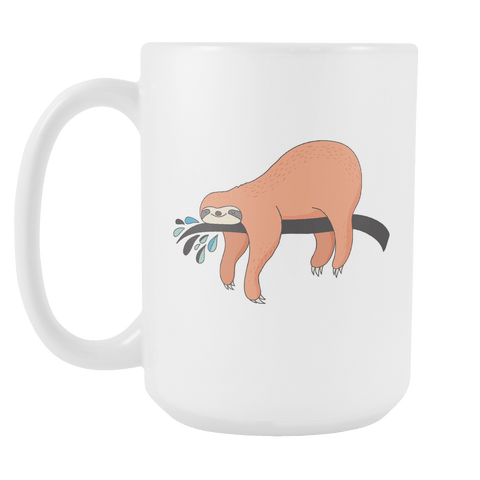 Sloth Coffee Mugs Set 1 Drinkware