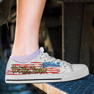 We The People | Canvas Low Top Shoes Shoes