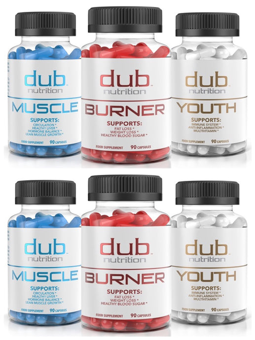 DUO Burner, Muscle, Youth