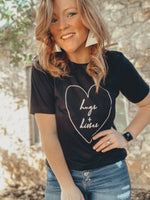 Hugs and Kisses Tee