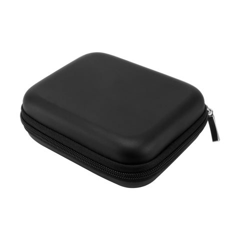 SE-CA01 - Premium Black EVA Zipper Case - Medium