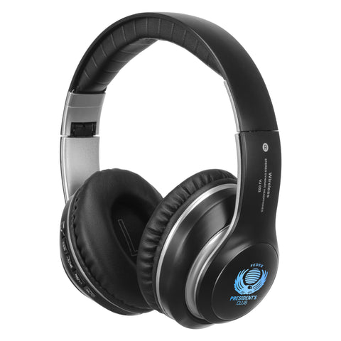SE-HL01 - Foldable Over-the-Head Light-Up Headphones
