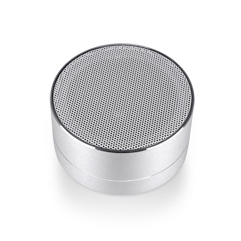 SE-SP08 - Premium Portable Bluetooth Round Speaker