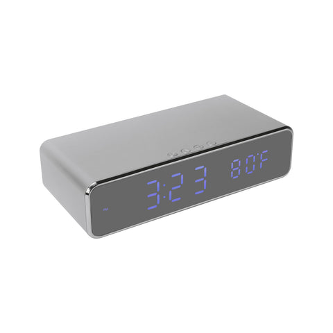 SE-W09 - Fast Wireless Charger with Clock and Thermostat