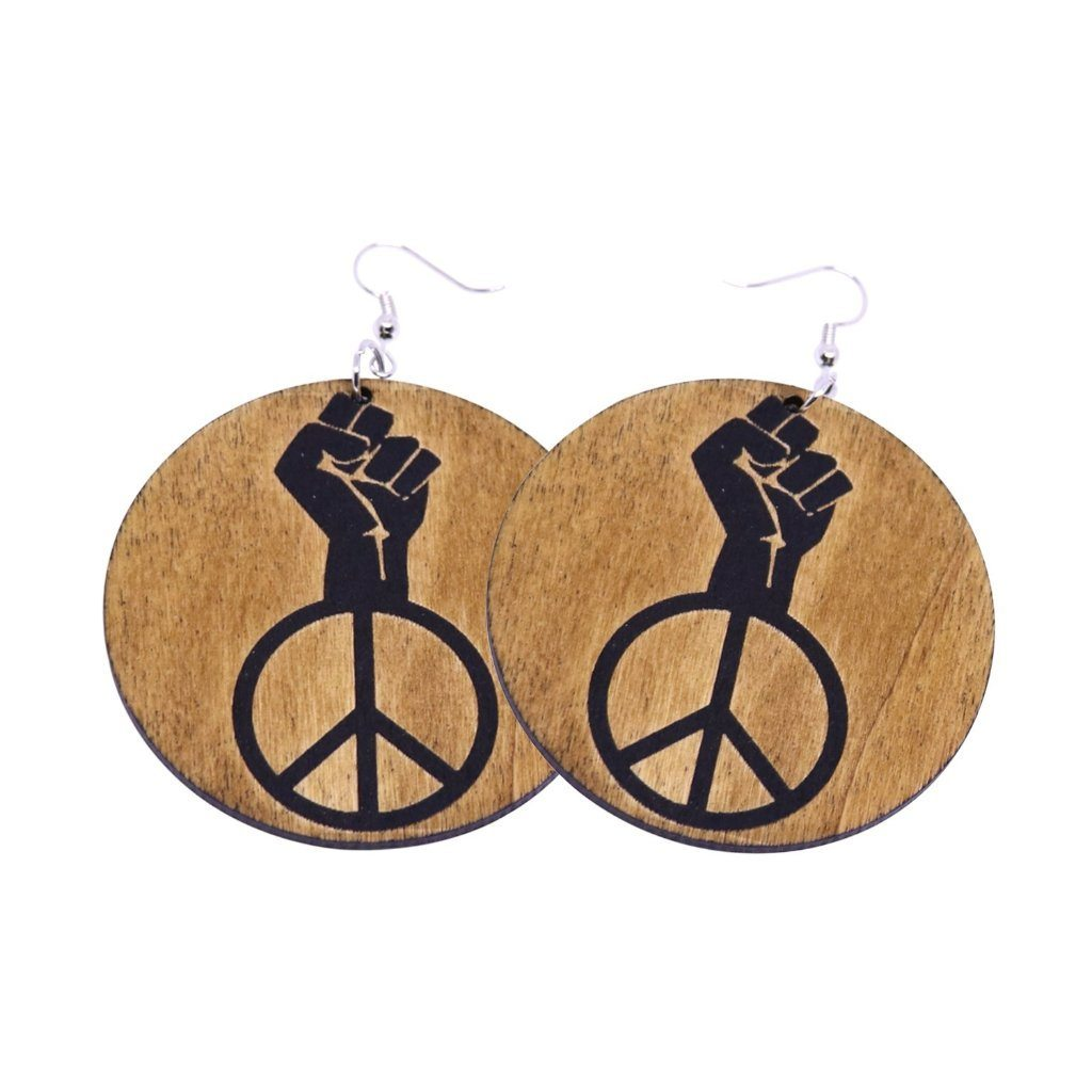 Peaceful Resistance Earrings